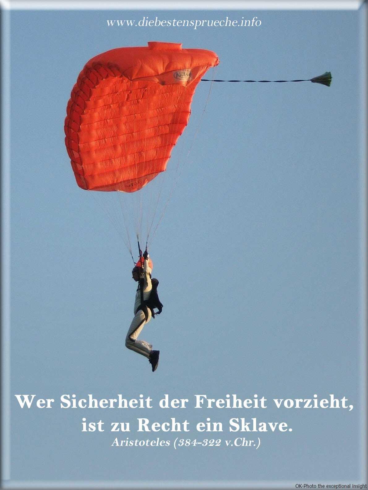 Über Den Wolken, Muss Die Freiheit.